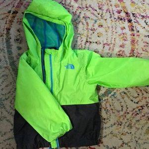 Light wind/rain jacket